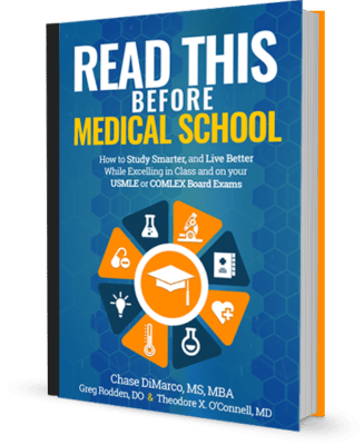 read this before medical school cover